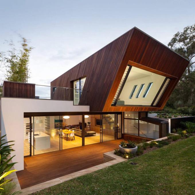 Современная резиденция в Сиднее