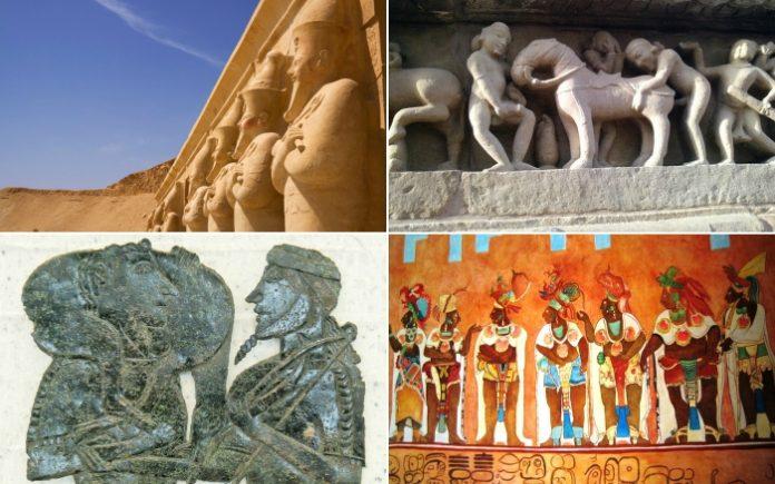 10 сексуальных традиций древнего мира, которые могут шокировать (1 фото)