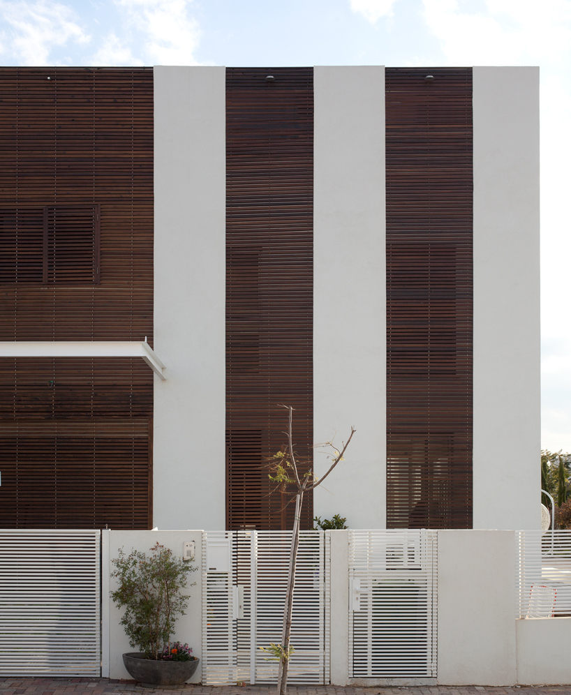Климатический частный дом в Израиле