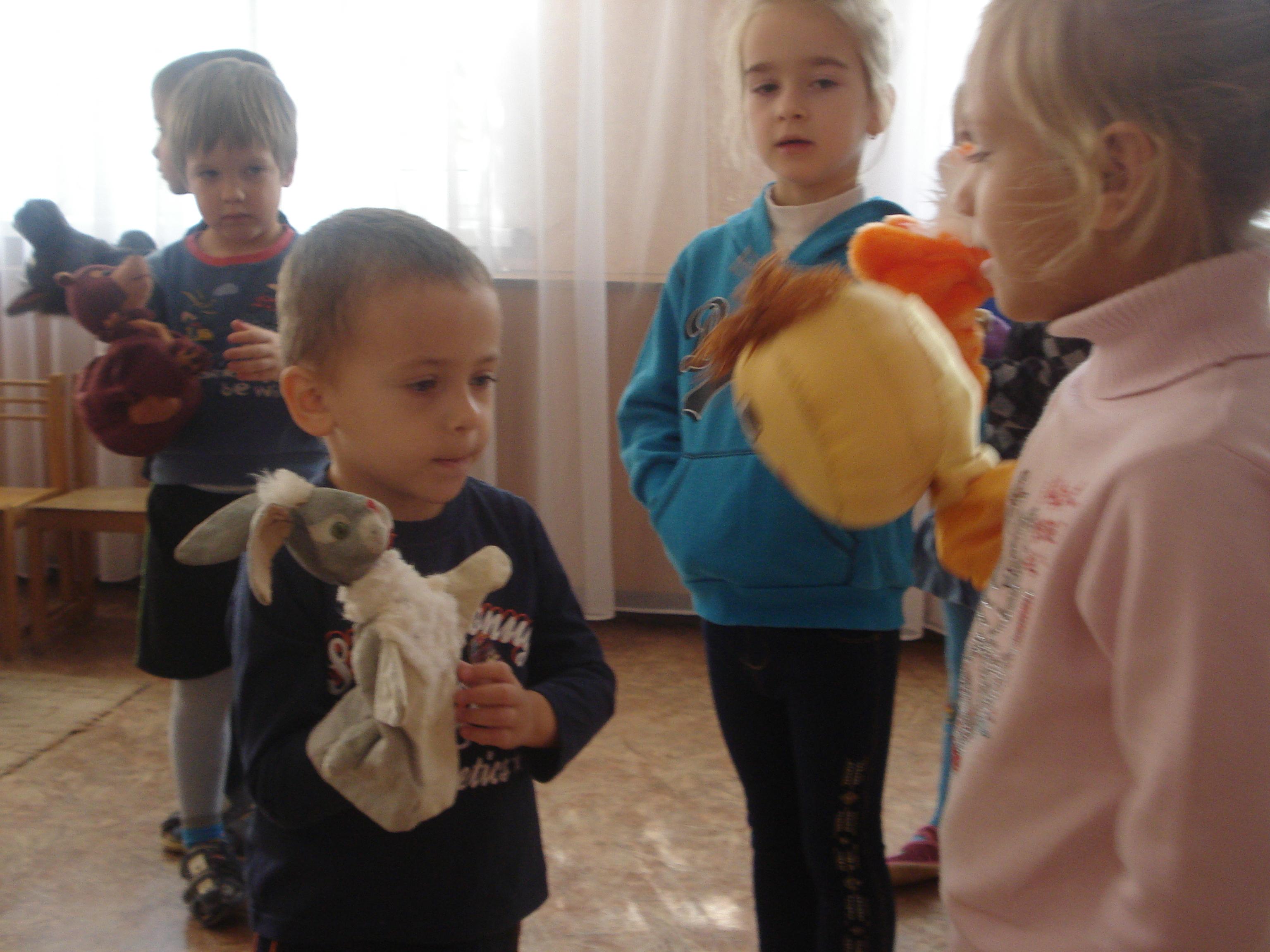 доброта сердец,донецкая республиканская библиотека для детей,колобок на новый лад, отдел обслуживания дошкольников и учащихся 1-4 классов