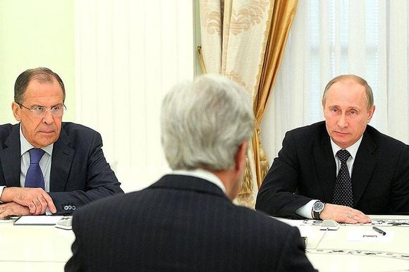 РФ иСША стремятся ксотрудничеству