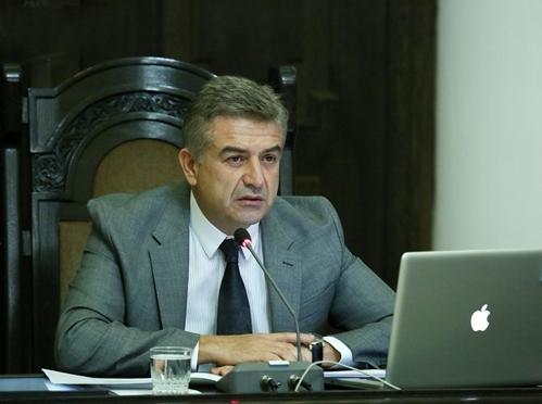 Новое руководство Армении будет формироваться из экспертов — Карен Карапетян