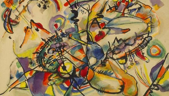 Выставка работ Василия Кандинского иего окружения открывается вРусском музее