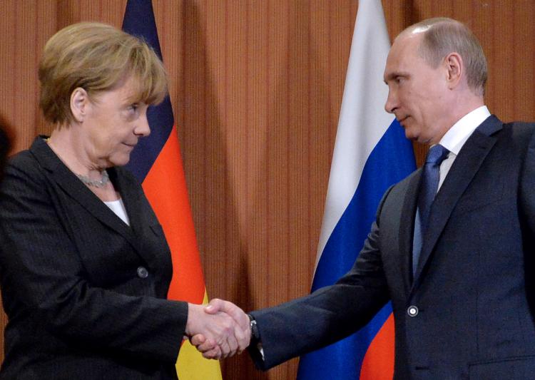 Путин, Меркель, Олланд иПорошенко проведут переговоры в«нормандском формате»