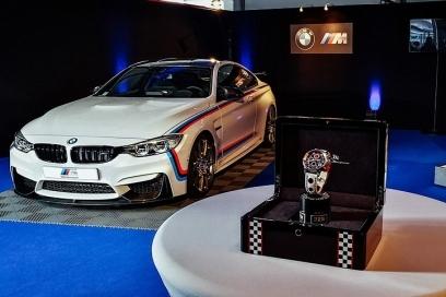 Вединой линейке БМВ представит купе M4, мотоцикл ичасы