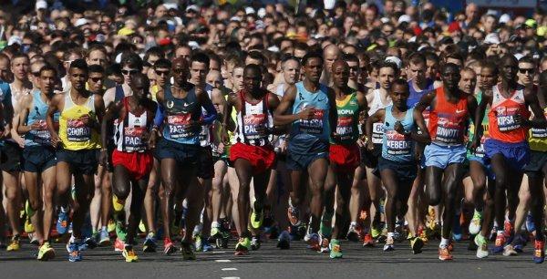 Названа главная опасность марафонов