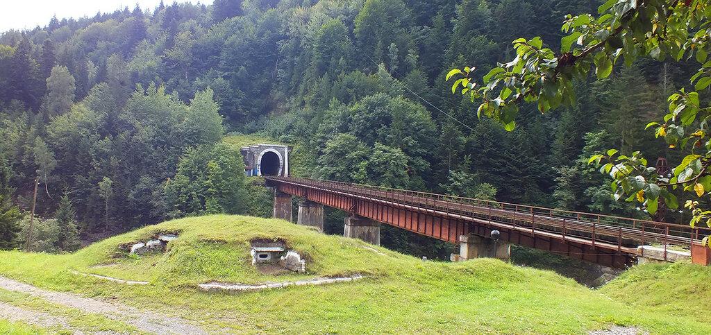 мост через Прут