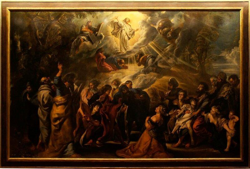 Transfiguration - Rubens