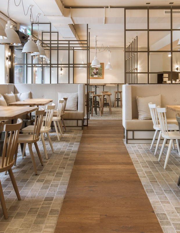 The look of an all-American diner is often already defined with its interior design , nevertheless t