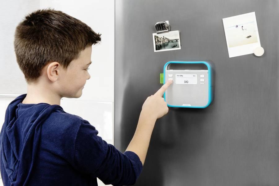 Smart Speaker for Kitchen