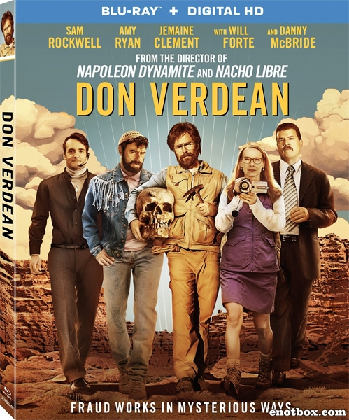 Дон Верден / Don Verdean (2015/BDRip/HDRip)