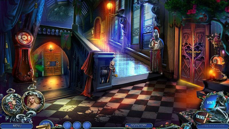 لعبة Dark Romance: Curse Bluebeard