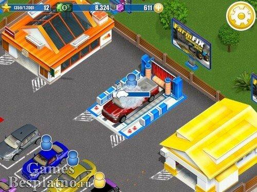 Car Mechanic Manager (русская версия)