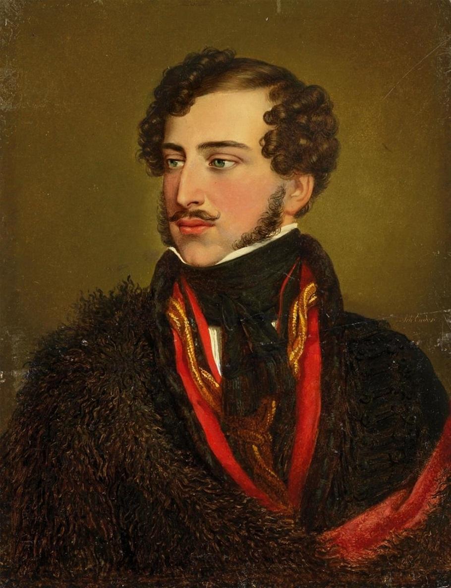 PORTRAIT OF A YOUNG GENTLEMAN (COUNT SZECHÉNY?)