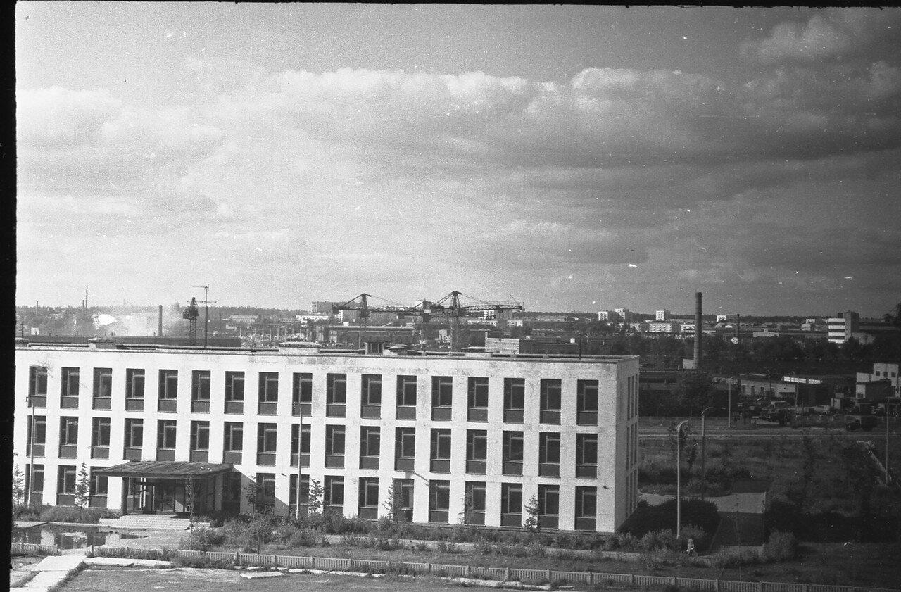 02.1963. Москва