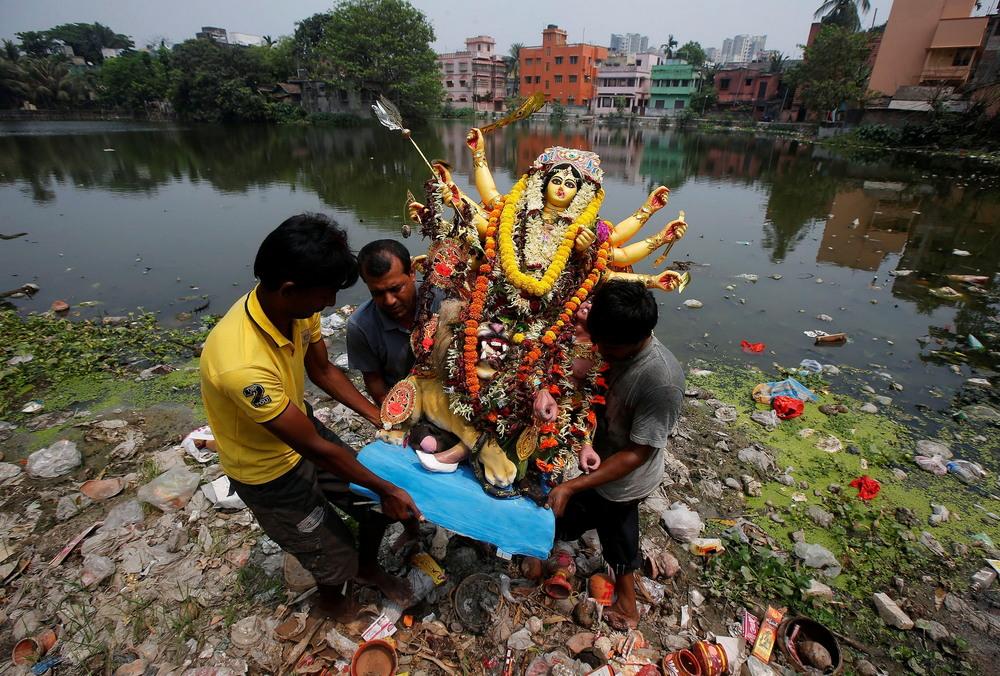 Интересные фото из Индии, сделанные в этом месяце