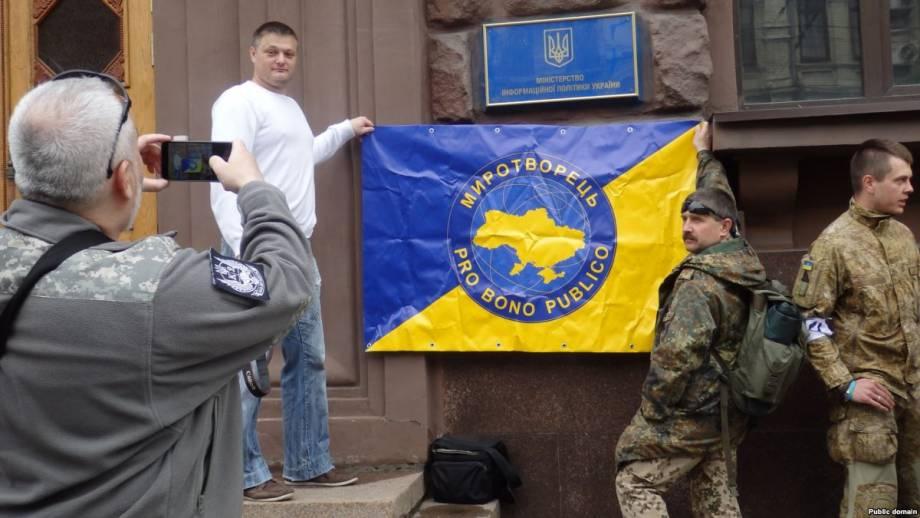 Российские суды пользуются базой «Миротворец» – Антон Геращенко
