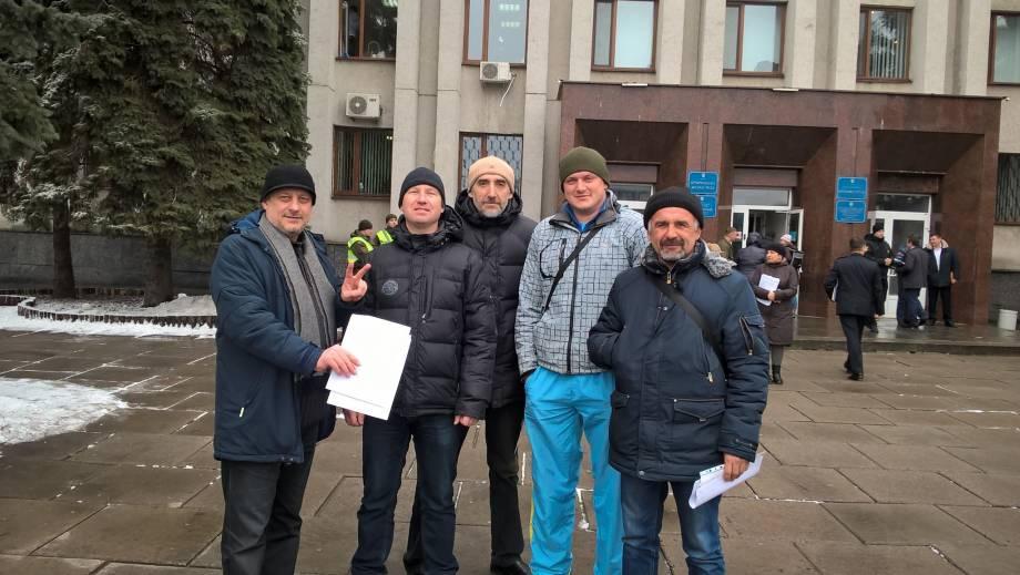 На Полтавщине активисты ДВИЖЕНИЯ НОВЫХ СИЛ заявили о политической цензуре и репрессиях активистов