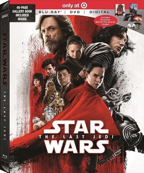 Звёздные войны: Последние джедаи / Star Wars: The Last Jedi (2017/BDRip/HDRip)