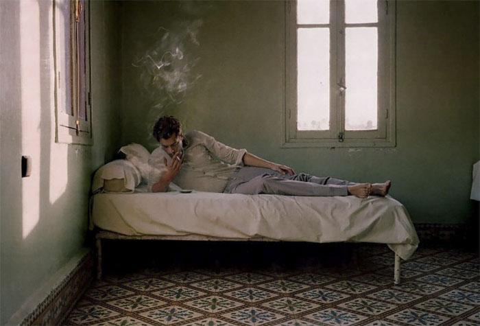 Лихие 90-е: отчаянная российская молодежь в объективе французского фотографа