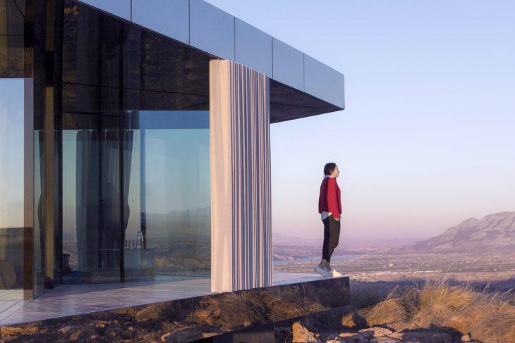 Glass Pavilion by OFIS arhitekti