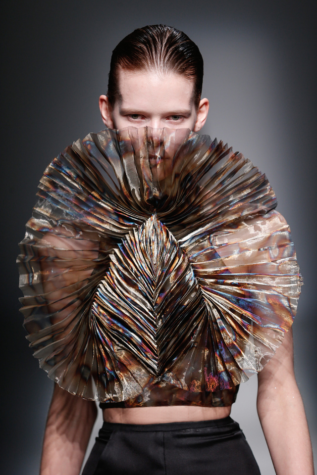 New 3D Printed Clothes Collection by Iris Van Herpen