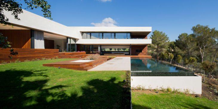 House in Calvia OLARQ Osvaldo Luppi Architects