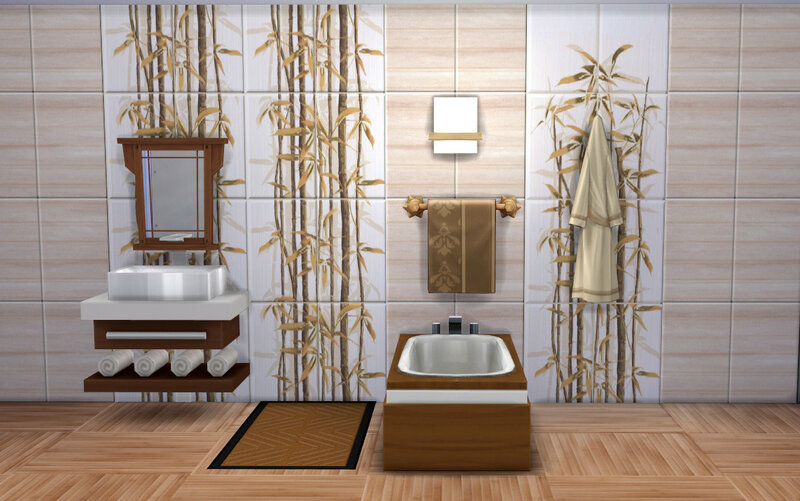 Bamboo Tile&Floor by ihelen