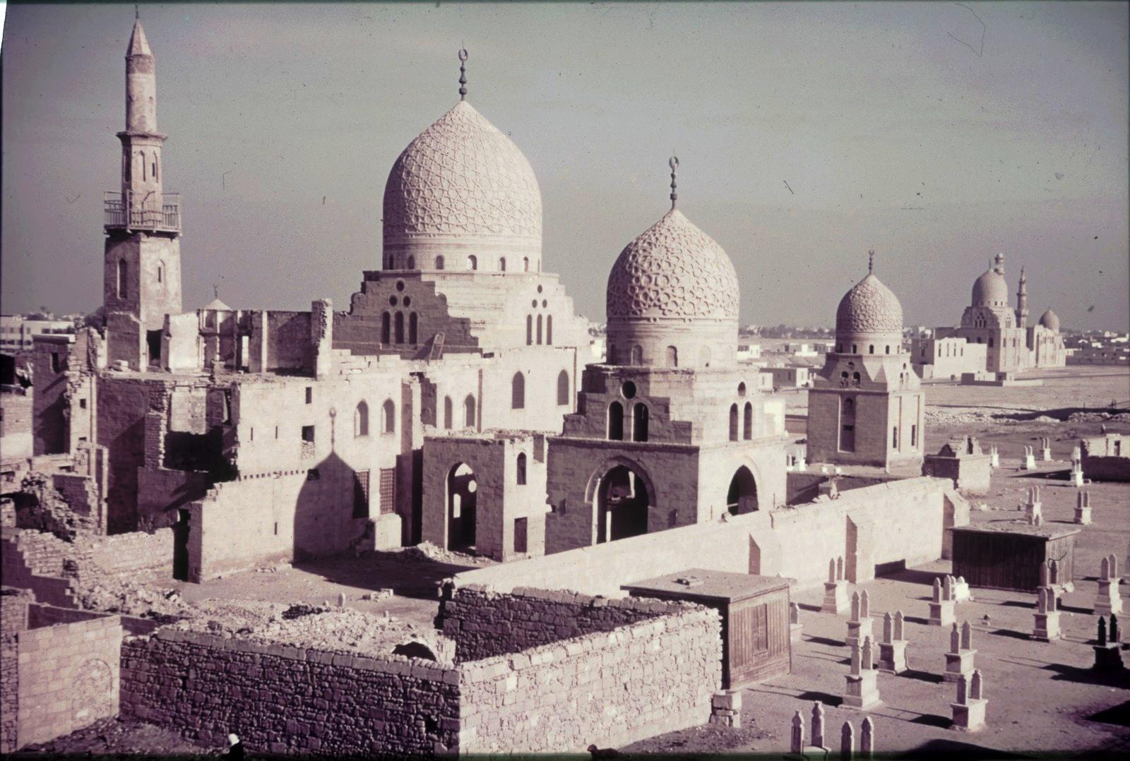 Каирский некрополь