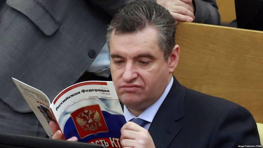 Россия: союз журналистов призвала ПА ОБСЕ «прекратить взаимодействие со Слуцким»