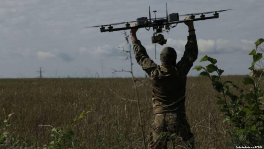 Полигон российской разведки на Донбассе. Эксклюзивные кадры из Донецка