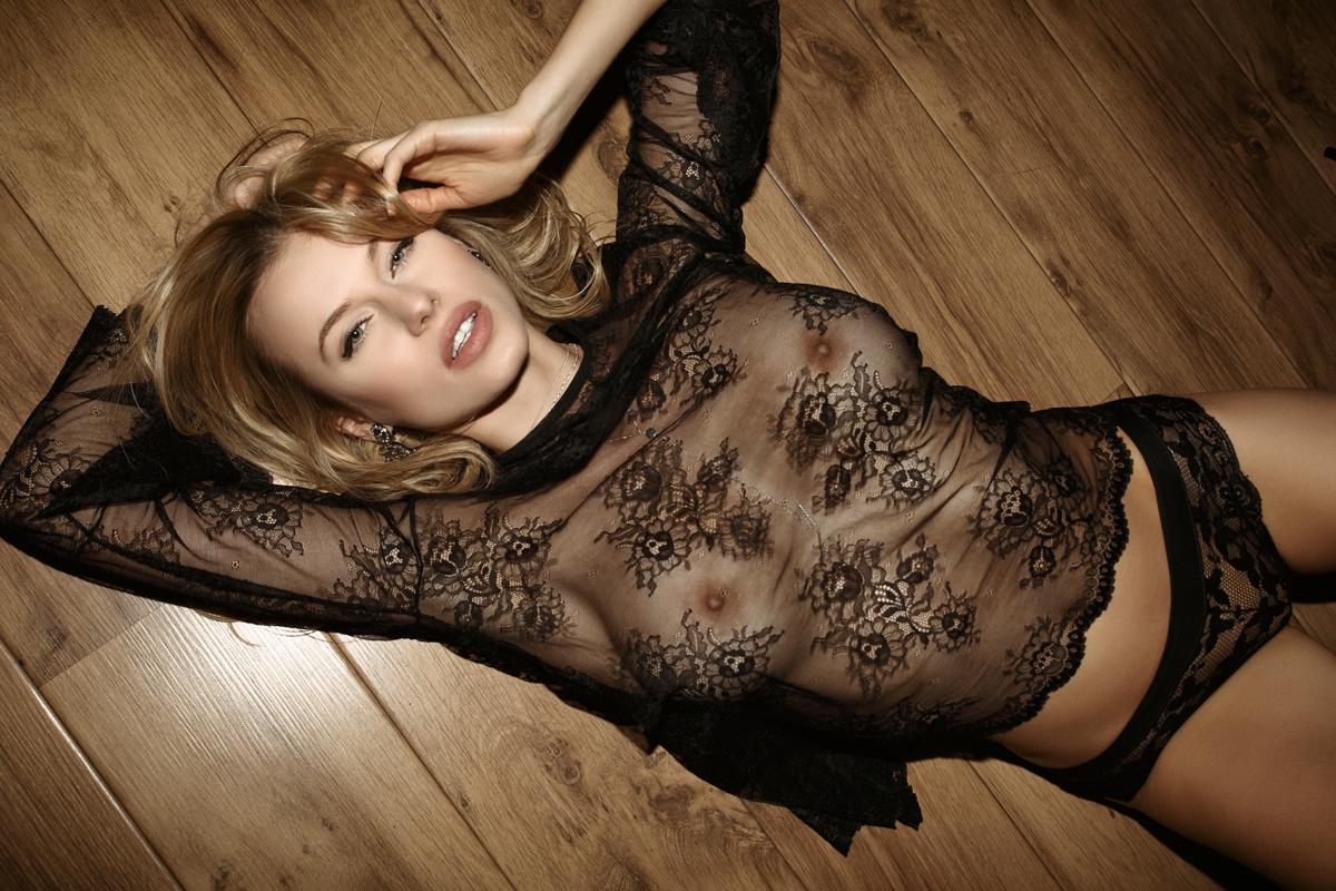 Olga de Mar для INSOMNIA Magazine / фото Carlos Methfessel