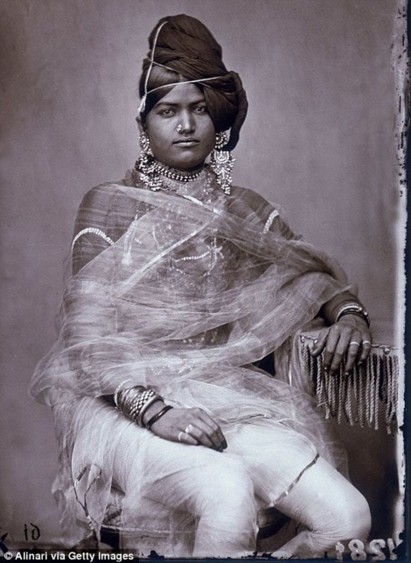 Жизнь индийского махараджи, которую удалось запечатлеть на фотографиях
