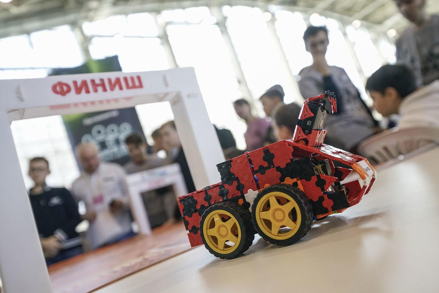 Там, где куют инженеров: как прошел Всероссийский технологический фестиваль PROFEST