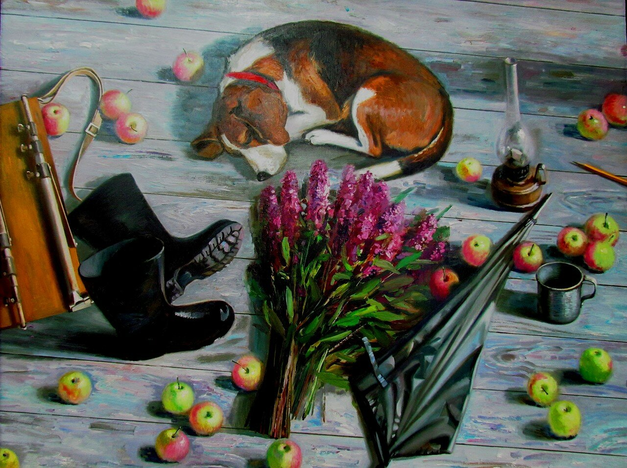 антон макаров.двадцать девять яблок и пес.jpg