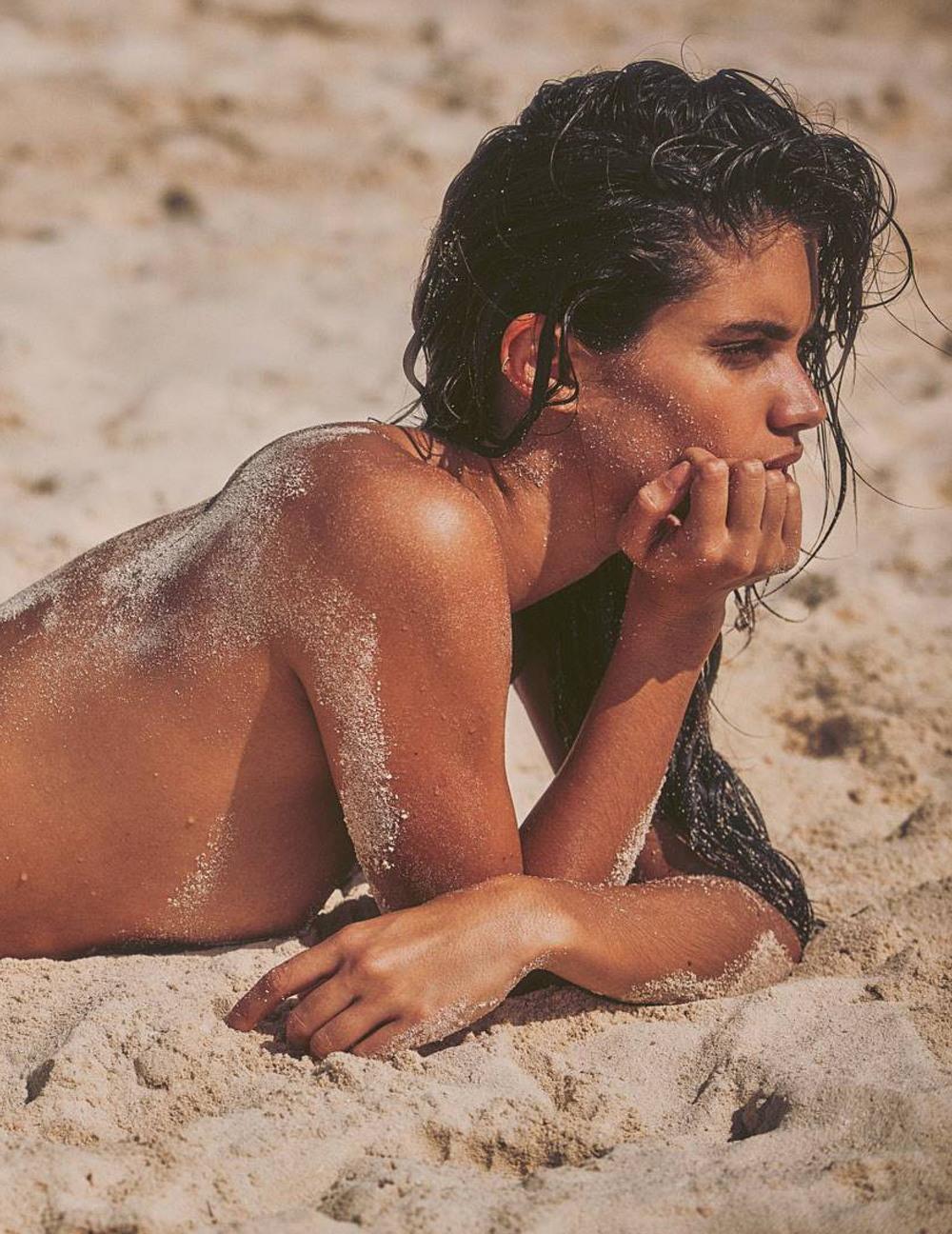 Сара Сампайо в журнале Madame Figaro