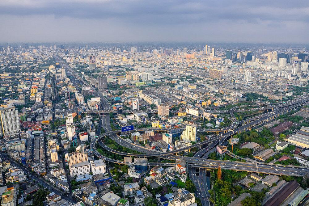 Наш первый Тай. Бангкок-Чианг Рай-Чианг Май-Ао Нанг-Као Сок-Пхи Пхи-Пхукет-Бангкок. Март-апрель 2018. Очень много фото.