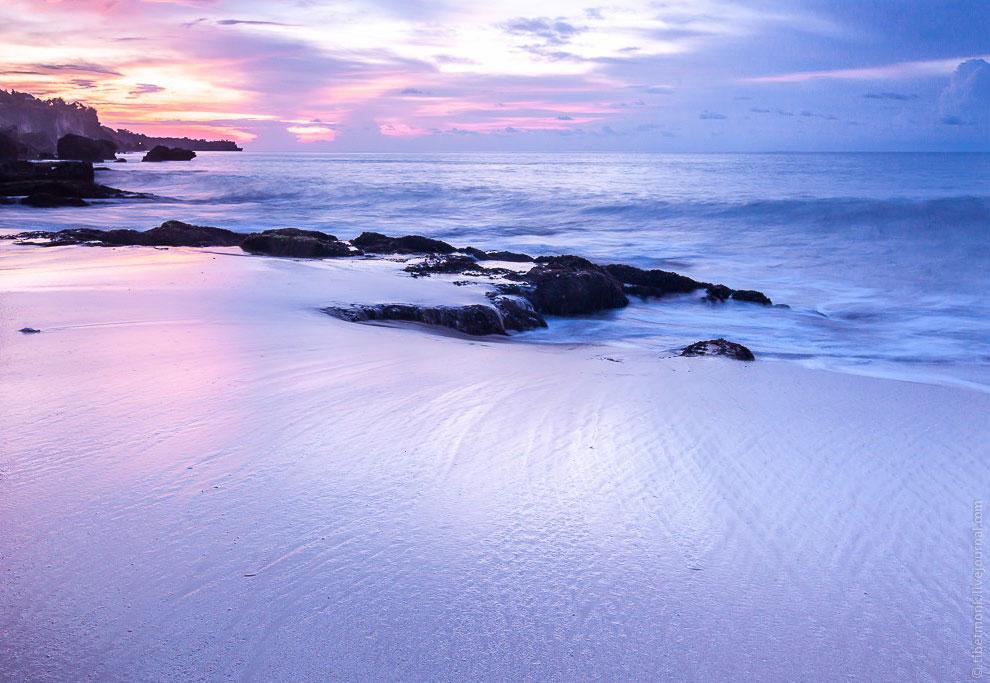 Бали Индонезия море