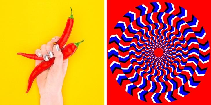 8распространенных продуктов, которые могут вызвать галлюцинации (9 фото)