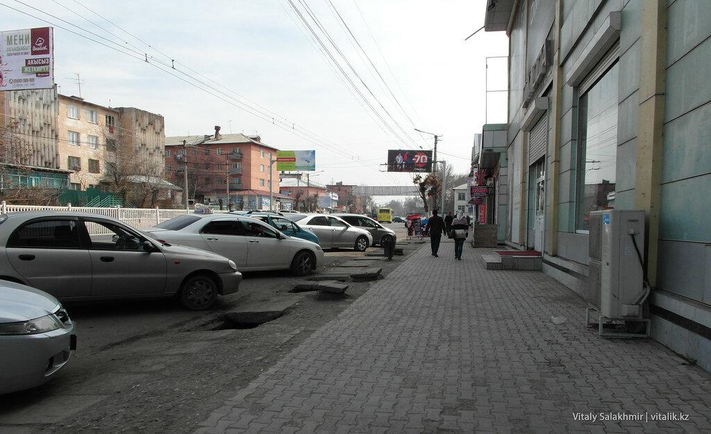 Тротуарная плитка в Оше