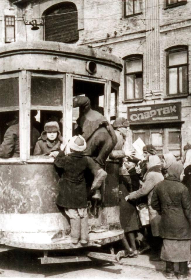 Взятие трамвая