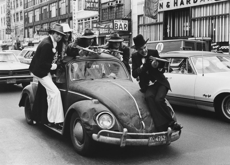 1974. «New York Dolls»