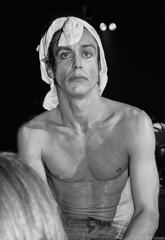 1977. Игги Поп