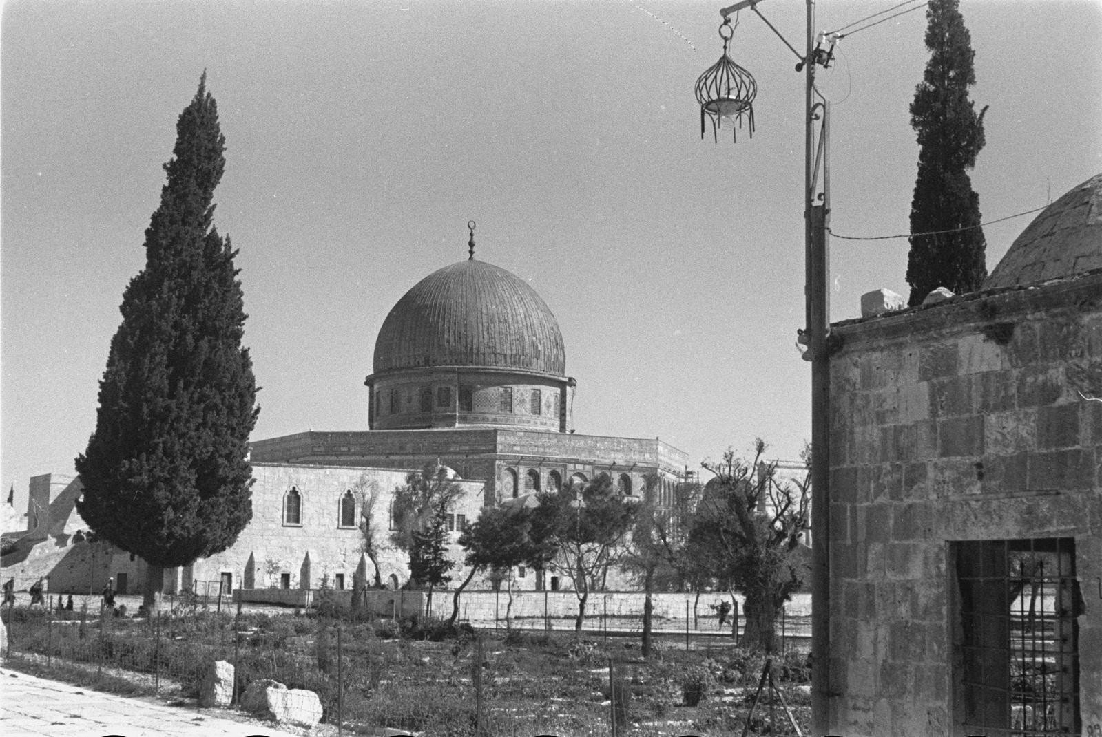 Купол Скалы на Храмовой горе