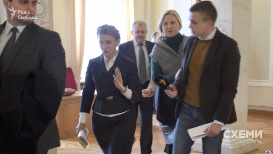 Радио Свобода Daily: Десятки тысяч долларов ежемесячно – Тимошенко игнорирует вопросы о деньги на лоббистов из США