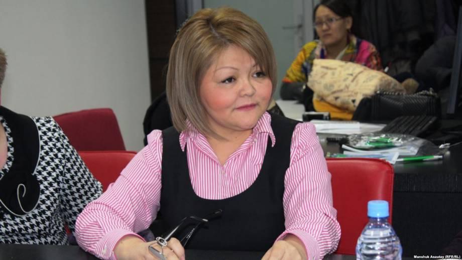 В США премию «за смелость» дали правозащитницы из Казахстана
