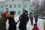 На приходе Донской иконы Божией Матери в Перловке 9 марта в преддверии Прощённого воскресенья прошли традиционные масленичные гуляния