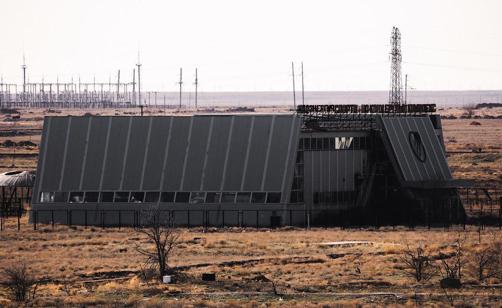 В космос, не отрываясь от земли: космодром Байконур