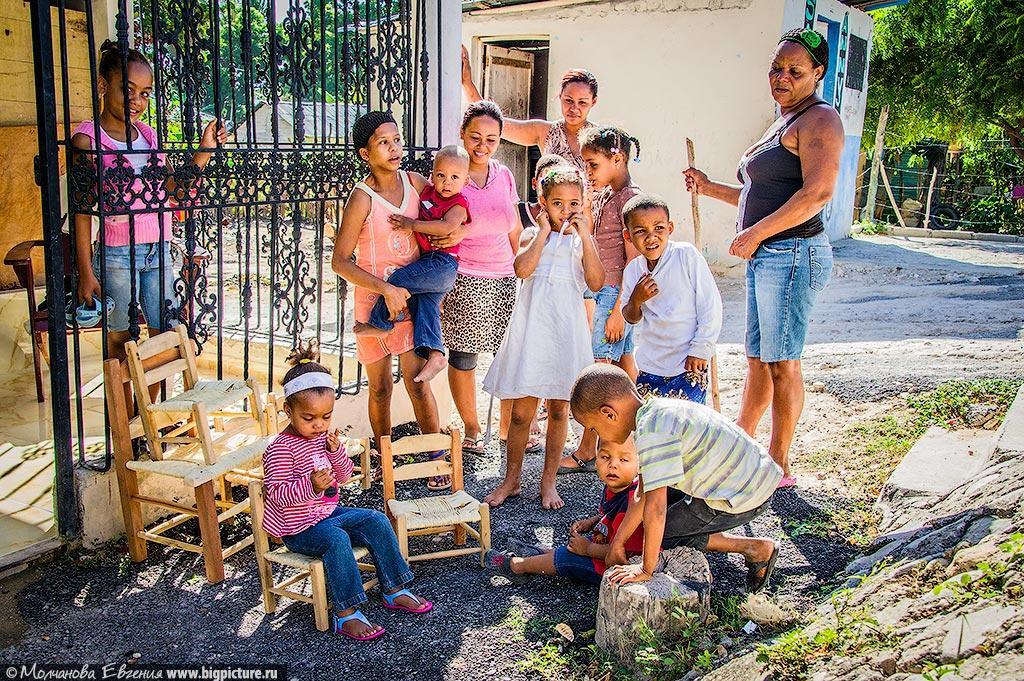 Доминикана страна факты