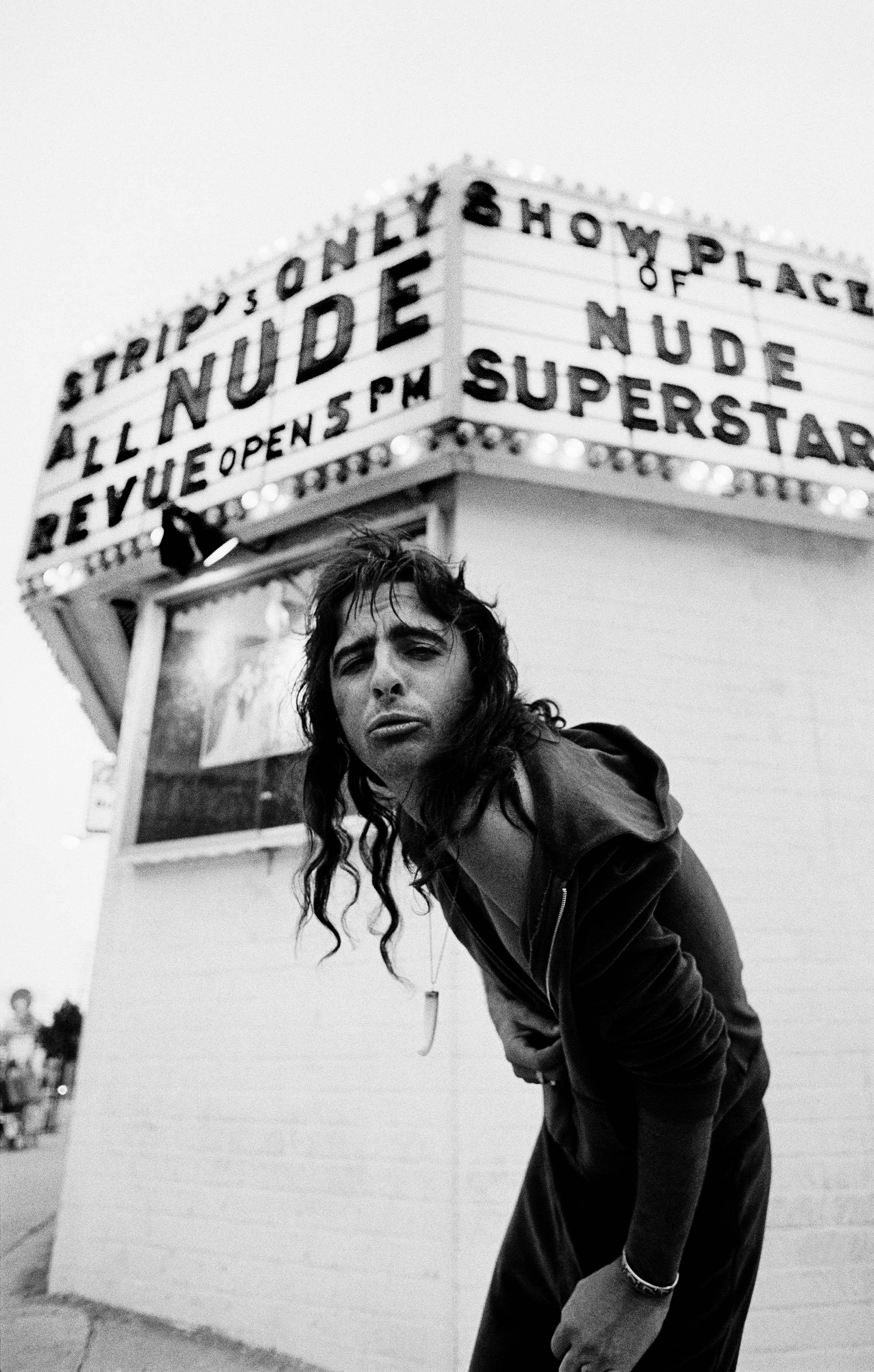 1970-е. Элис Купер